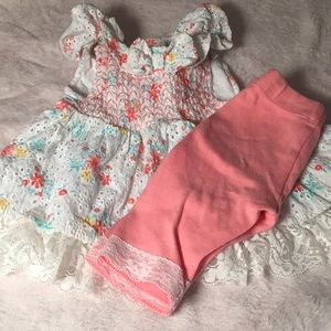 Babygirl dress and pants